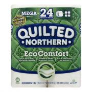 Quilted Northern EcoComfort Mega Bathroom Tissue