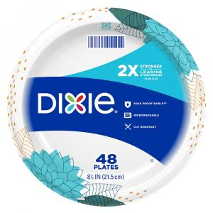 "Dixie 9"" Plates"