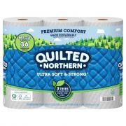 Quilted Northern Ultra Soft & Strong Mega Roll Bath Tissue