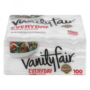 Vanity Fair All Occasion Napkins
