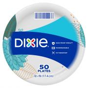 "Dixie 6 7/8"" Plates"
