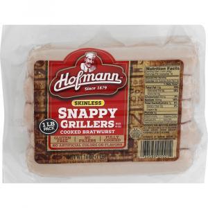 Hofmann Skinless Snappy Grillers