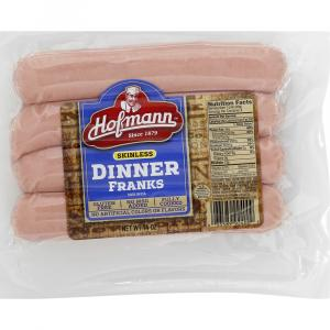 Hofmann Skinless Dinner Franks
