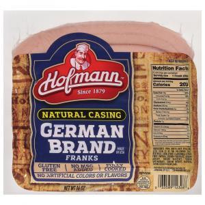 Hofmann Natural Casing German Brand Franks