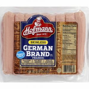 Hofmann Skinless German Brand Franks