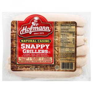 Hofmann Natural Casing Snappy Grillers