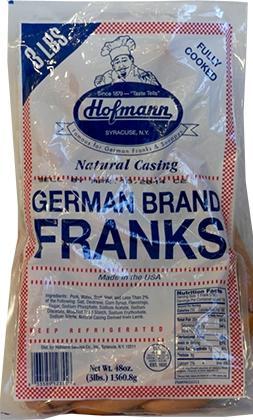 Hofmann Natural Casing German Grillers