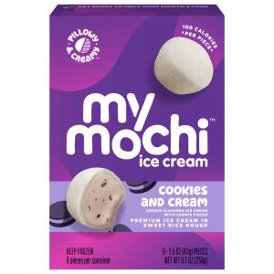 My Mochi Cookies & Cream Mochi Ice Cream