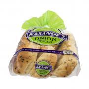 Kasanof's Onion Rolls