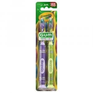 Butler G-u-m Crayola Toothbrush