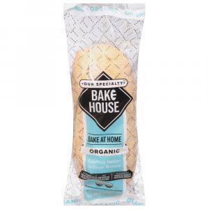 Take & Bake Organic Country Italian Batard
