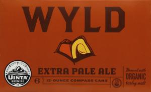 Uinta Wyld Simcoe Session Ale