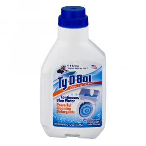 Ty-D-Bol Blue Automatic Toilet Bowl Cleaner