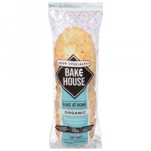 Take & Bake Organic Roasted Garlic Batard