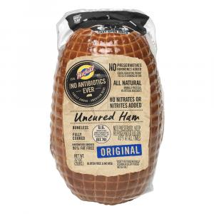 Hatfield Uncured Dinner Ham No Antibiotics Ever