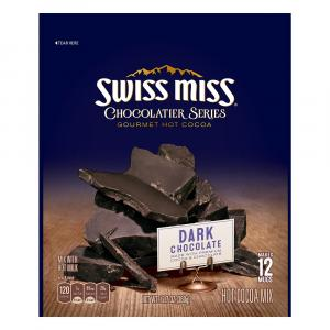 Swiss Miss Chocolatier Series Gourmet Hot Cocoa