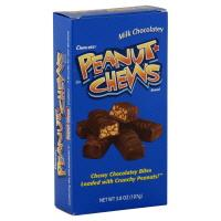 Chew-ets Peanut Chews Milk Chocolate Theater Box