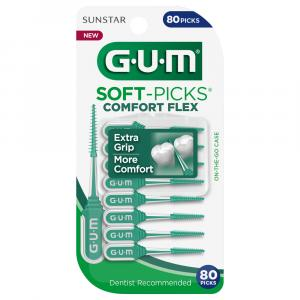 GUM Soft Picks Comfort Flex