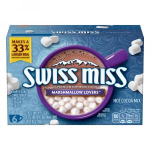 Swiss Miss Marshmallow Lovers Hot Cocoa