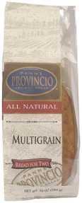 Multigrain Bread For Two