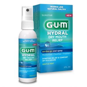 G.U.M Hydral Dry Mouth Relief Spray
