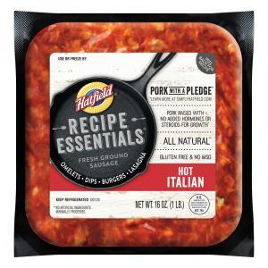 Hatfield Hot Italian Sausage