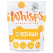 Cello Whisps Cheddar Cheese Crisps
