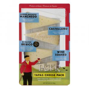 El Pastor Tapas Cheese Pack