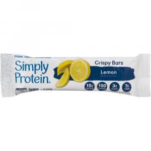 Simply Protein Baked Crispy Lemon Bar
