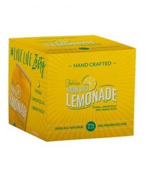 Fabrizia's Italian Style Lemonade