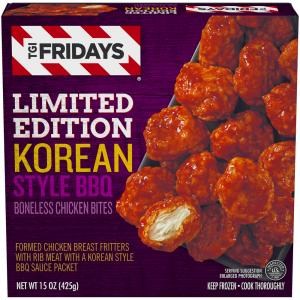 Tgi Fridays Limited Edition Korean Style