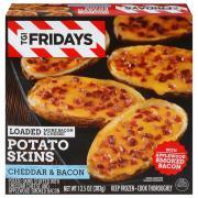 TGI Fridays Loaded Cheddar & Bacon Potato Skins
