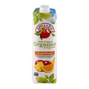 Apple & Eve Organics Orange Pineapple Juice