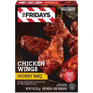 TGI Fridays Small Honey BBQ Wings
