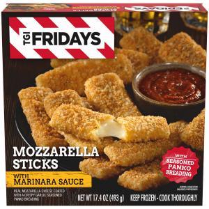 T.g.i. Friday's Mozzarella Sticks W/ Marinara Sauce