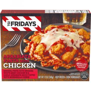 TGI Fridays Arrabiata Pasta with Chicken