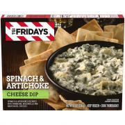 TGI Fridays Spinach Artichoke Dip
