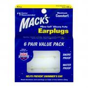 Mack's Pillow Soft Silicone Earplugs