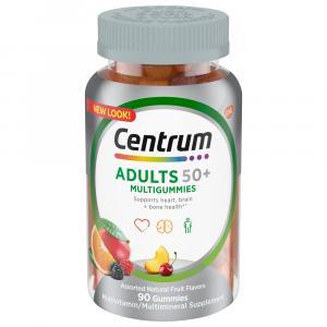 Centrum Multivitamin Gummies Adults 50+