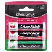Chapstick Classic Variety Pack