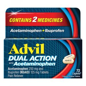 Advil Dual Action with Acetamin