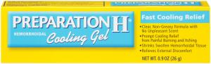 Preparation H Cooling Gel