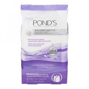 Pond's Evening Soothe Towelettes