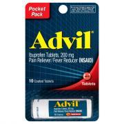 Advil Vial