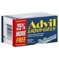 Advil Liqui-Gels Bonus
