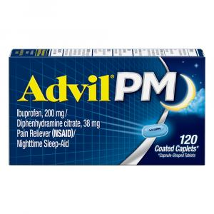 Advil PM Caplets