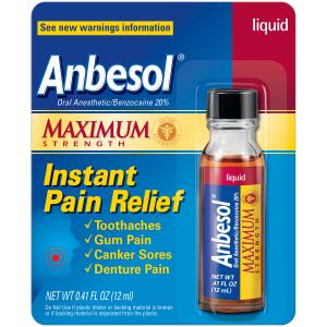 Anbesol Maximum Strength Value Pack