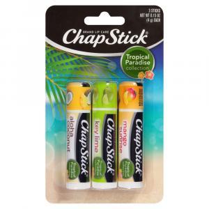 Chapstick Tropical Paradise Collection