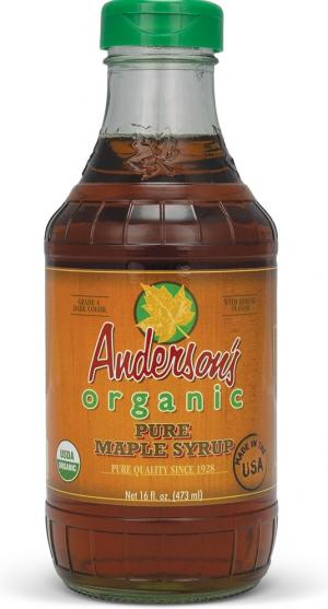 Anderson's Organic Pure Maple Syrup