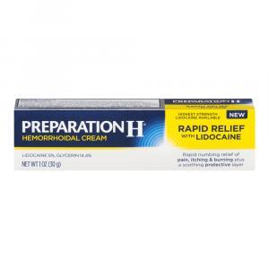 Preparation H Rapid Relief
